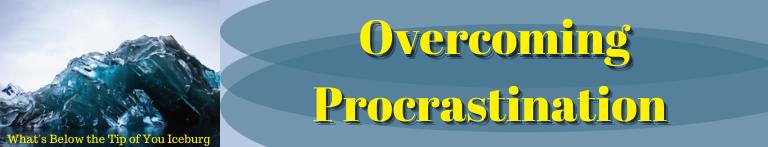 Course Overcoming Procrastination